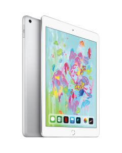 "Apple iPad 9,7"" 128GB WiFi + 4G Silver (MR7D2LL/A) ***NUEVO MODELO 2018! Compatible con Pencil"