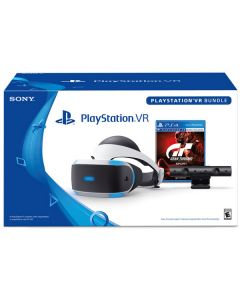 PlayStation VR Gran Turismo Sport and Camera Bundle 3002810