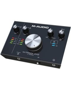 Interfaz de audio USB M-Audio M-Track 2x2