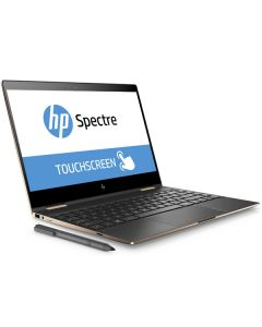 HP Spectre X360 13-AE013DX i7-8550U 1.8GHz 16GB 512GB Intel UHD Graphics 620 Webcam Windows 10 x64 Convertible 2en1 Dark Ash Silver
