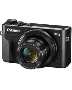 "Canon PowerShot G7 X Mark II 20.1mp Zoom 4.2x Lente 24-100mm Pantalla 3.0"" Video 1080/60p WiFi ISO25600"
