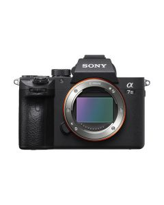 Sony Alpha a7 III Body ILCE7M3/B Mirrorless