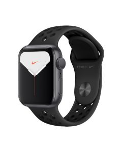 Apple Watch Series 44mm Space Gray Aluminum, Anthracite/Black Nike Sport Band) MX3W2LL/A