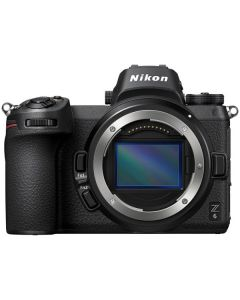 Nikon Z6 Mirrorless Body FX 24.5MP Video UHD 4K30 N-Log & 10-Bit HDMI