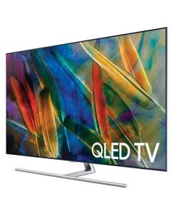 "Samsung 75"" CQ7F QLED 4K Ultra HD TV, Motion Rate 240, HDR Elite, 4K Elite Black, UHD Upscaling"
