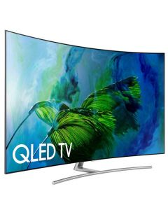 "Samsung 75"" Q8C-Series Class HDR UHD Smart Curved QLED TV"