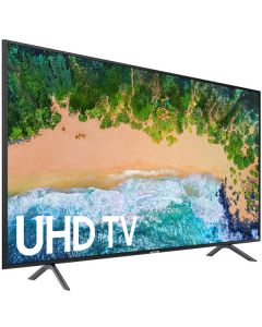 "Samsung 75"" NU7100 Class HDR UHD Smart LED TV"