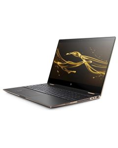 "HP Spectre X360 15-CH011DX 15.6"" i7-8550U 1.8GHz 16GB 512GB NVIDIA Ge MX150 2GB GDDR5 Webcam Windows 10 x64 Convertible 2en1 Dark Ash Silver"