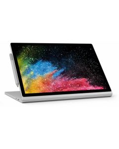 "Microsoft Surface Book 2 HMX-00001 13.5"" 8GB 256GB Intel UHD Graphics 620 Windows 10 Silver"