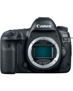 "Canon EOS 5D Mark IV Body 30.4mp Pantalla 3.2"" Touch Video DCO 4K/30 WiFi GPS CF & SD ISO32000"