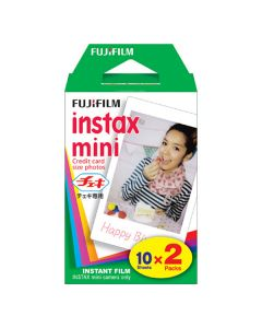 Fujifilm instax mini Instant Color Film (20 Films)